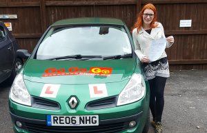 Huntingdon Driving Test Pass