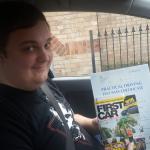 Rhys Hills Test Pass